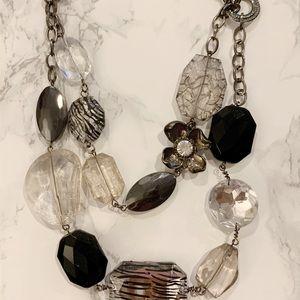New York & Company statement necklace